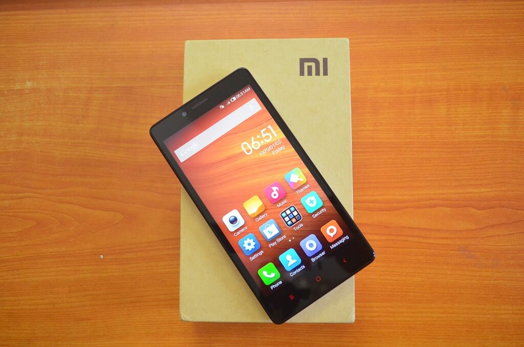 Install Android Marshmallow MIUI 8 On Xiaomi Redmi Note 3G/4G