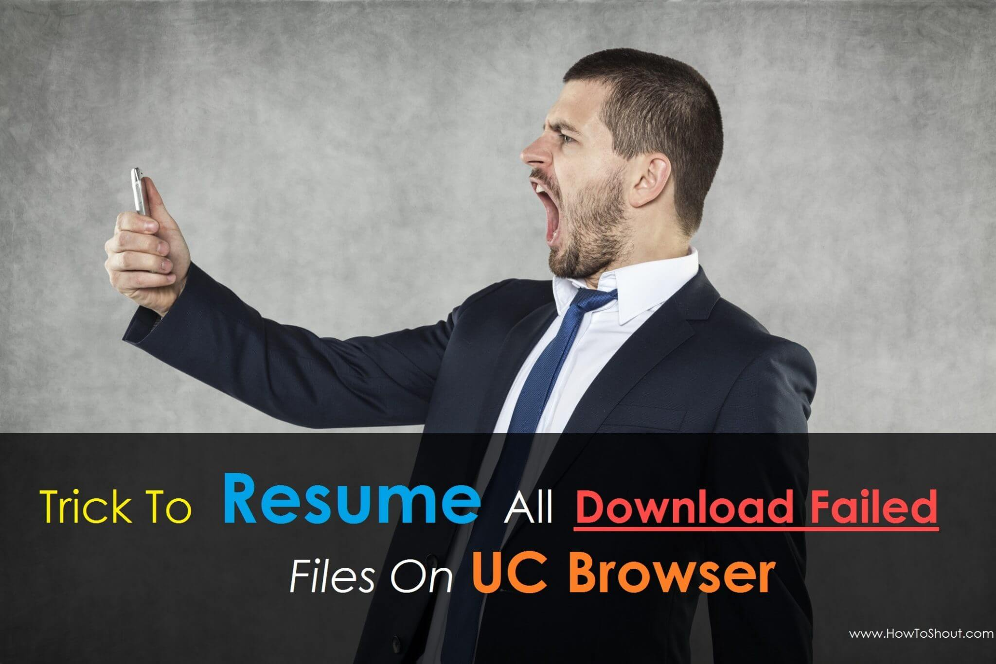 Resume Expired Download Fin In UC Browser