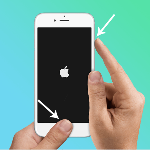 iphone 6s and newer hard reset