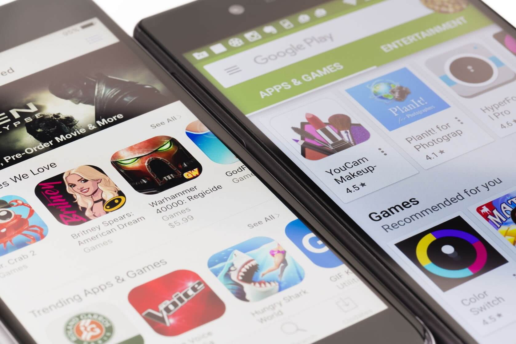 Trendy Android Apps